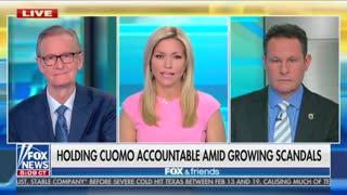 Fox & Friends Discusses Chris Cuomo