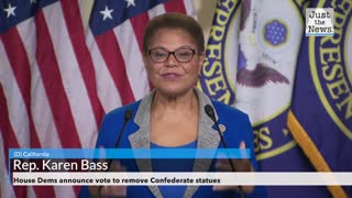 House Dems announce vote to remove Confederate statues