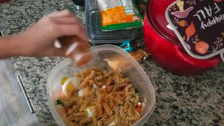 Pasta Salad and Rambling Woman