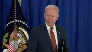 Biden's Response to Being Cornered on Fauci