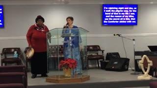 Solid Rock Church ( Pastor Cavenaugh )12-27-2020