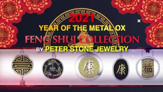 Feng Shui Collection by Peter Stone Jewelry - 5sec