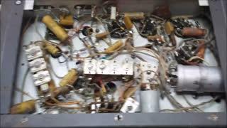 K1SVC Hallicrafters S-38 Restoration Part 1