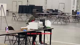 Georgia runoff - 37,400 votes removed from David Perdue