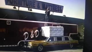 Mattress Commercial Filming Fail