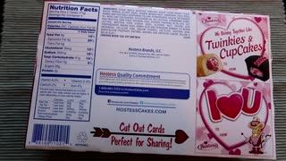 The Valentine Twinkie