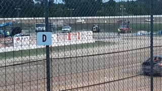 Backwards racing