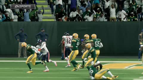 You can't make this stuff up-Crazy! Madden 20