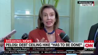 Pelosi Falsely Claims The Dems' $5.5 TRILLION Package Will Cost Zero