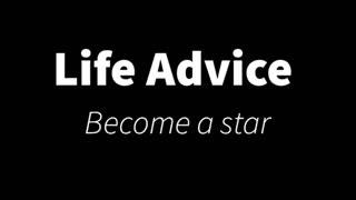 Life advice from Trump
