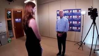 Joe Biden Doesn't Want Your Vote