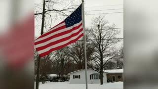 American Flag So Beautiful