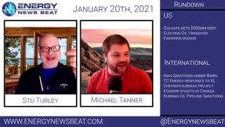 Energy News Beat 1/20/2020 Markets and Finance Update