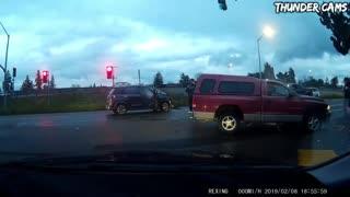 Insane Car Crash Compilation - Worst Driving Fails