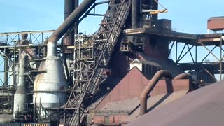 American Integrity sailing into US Steel Dock