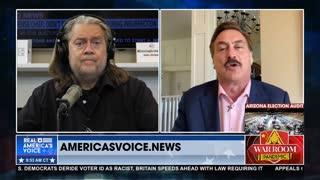 Mike Lindell Says Arizona is Key to Overturning Illegitimate Biden Election