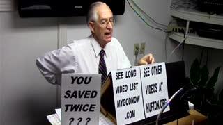 You Saved Twice