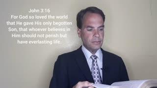 Judas Never Believed - Bible Study