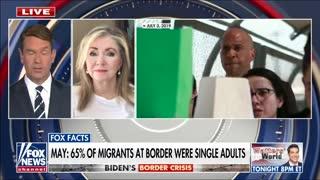 Biden admin won't admit Trump's immigration policies worked- Blackburn