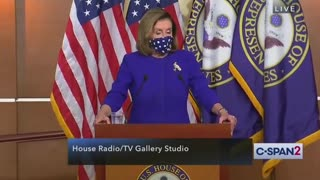 Pelosi SNAPS When Reporter Asks About Hunter Biden
