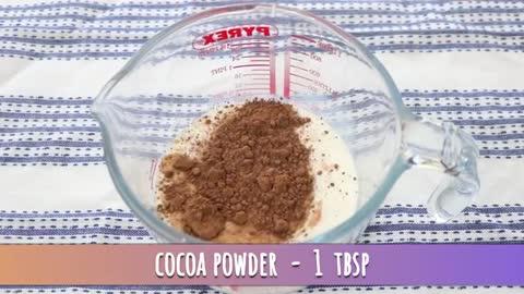 Chocolate Chia Seed Pudding | Almond Milk | WEIGHTLOSS RECIPE | Healthy Breakfast Recipe