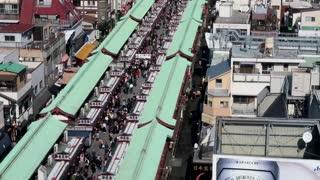 Asakusa, Tokyo's temple district