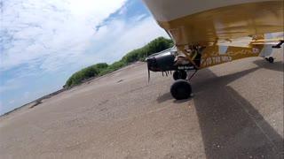 Landing on Kansas Sandbars