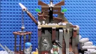 Lego Ninjago Ouch X3