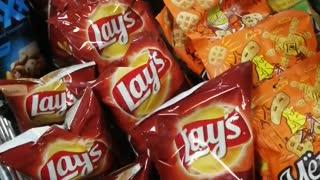 Very tasty chips.