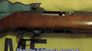 Basic Firearms Tutorial #3: Ruger 10/22 carbine