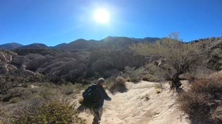 Devil's Punchbowl and Devil's Chair Hike - 2019