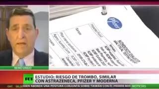 Argentina pide el bloqueo inmediato de la vacuna Covid 19 Plandemia Coronavirus