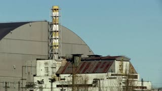 35 years since Chernobyl's nuclear meltdown
