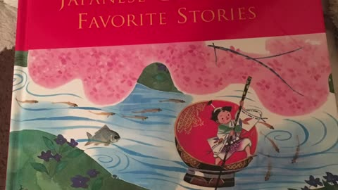 🐰Victoria Reads|Read Aloud|Japanese Children's Story🦈