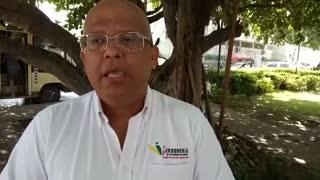 William Matson, personero de Cartagena habla sobre vigilancia en elecciones