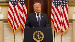 Farewell Address of President Donald J. Trump, 45th President of the United States of America