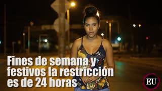Inicio de la cuarentena en Cartagena con toque de queda