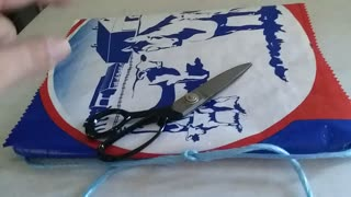 1b Feed Bag Notebook