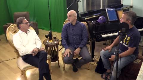 Pandoras Box's Ep. 2: Cigars with Bob Koff & Snark with Robert Sarkissian