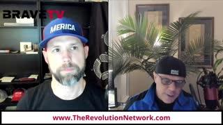 Scott McKay on BraveTV - Insurrection Act, JFK Jr, America's Future