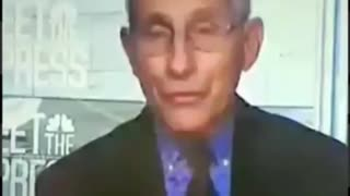 Fauci Interview Lifts The Mask