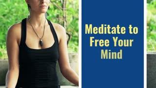 Meditating Short Video