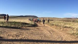 2014 Greenland Trail 25K - Race Start
