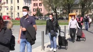 Fallecidos vuelven a subir en Italia