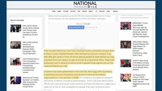 Texas Democrat exposes cheating scheme;