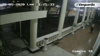 Ni muebles, ni tapetes persas se robaron del Club del Comercio en Bucaramanga
