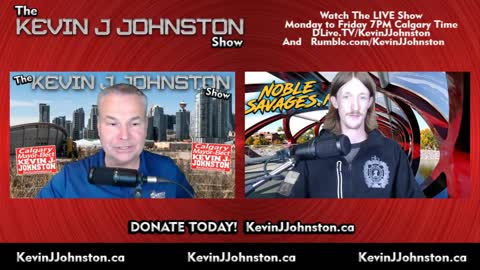 On The Kevin J. Johnston Show The Truth About 2021 Calgary Stampede What Is Jason Kenny Up To?