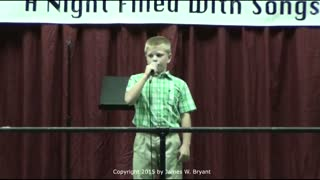Special Song - The Name of Jesus, by Parker Ammons, 2015