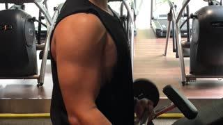 My Biceps Workout 1