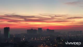 Beautiful sunrise 🌸